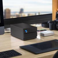 Lacie 16TB 2big RAID USB-C Enterprise External Hard Drive