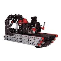 Meccano Super Construction Set in case 638pcs