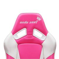 Anda Seat AD7-02 Gaming Chair - Pink/White
