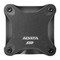 ADATA 480GB S600Q External Rugged USB3.1 SSD - Black