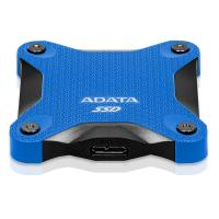 ADATA 480GB S600Q External Rugged USB3.1 SSD - Blue