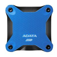 ADATA 240GB SD600Q External Rugged USB3.1 SSD - Blue