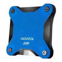 ADATA 240GB S600Q External Rugged USB3.1 SSD - Blue