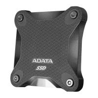 ADATA 240GB S600Q External Rugged USB3.1 SSD - Black