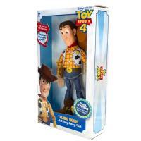 Toy Story 4 Talking Plush Woody