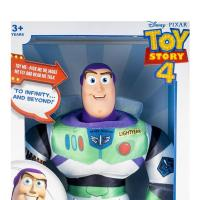 Toy Story 4 Talking Plush Buzz Lightyear
