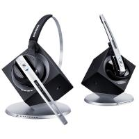 Sennheiser DW 10 Office Dual Connectivity DECT Office Mono Headset for Phone/ PC