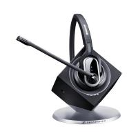 Sennheiser DW Pro 1 Dual Connectivity DECT Office Monaural Headset for Phone/ PC