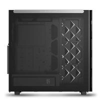 DeepCool Macube 550 Tempered Glass EATX Full Tower Case - Black