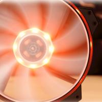 Cooler Master MasterFan 200mm Addressable RGB Fan