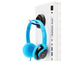Inwin Mag-Ear Magnetic Headphone Hanger - Silver