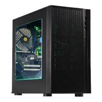 Umart Nyx Intel i3 RX 580 eSports Gaming PC