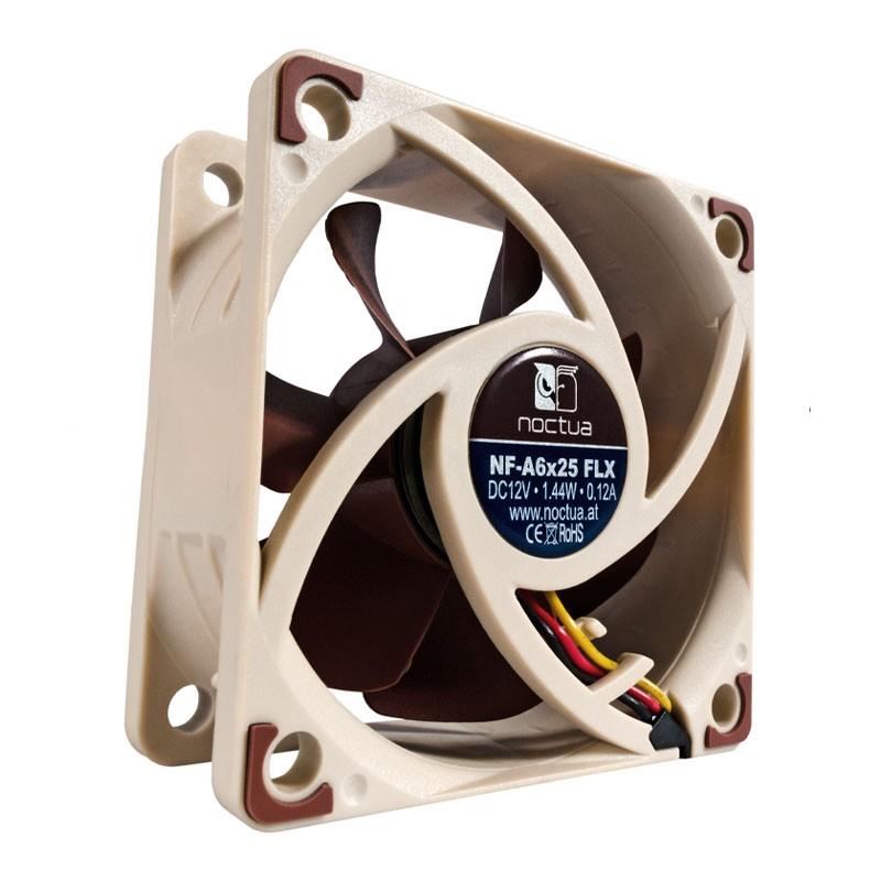 Noctua 60mm NF-A6x25 FLX 3000RPM Fan