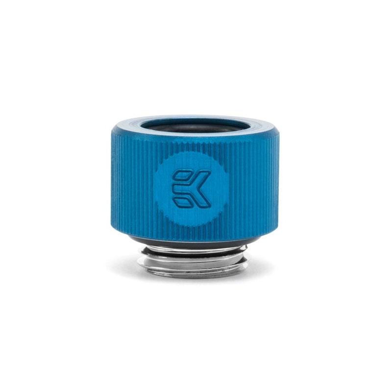 EK HDC Fitting 12mm G1/4 Blue