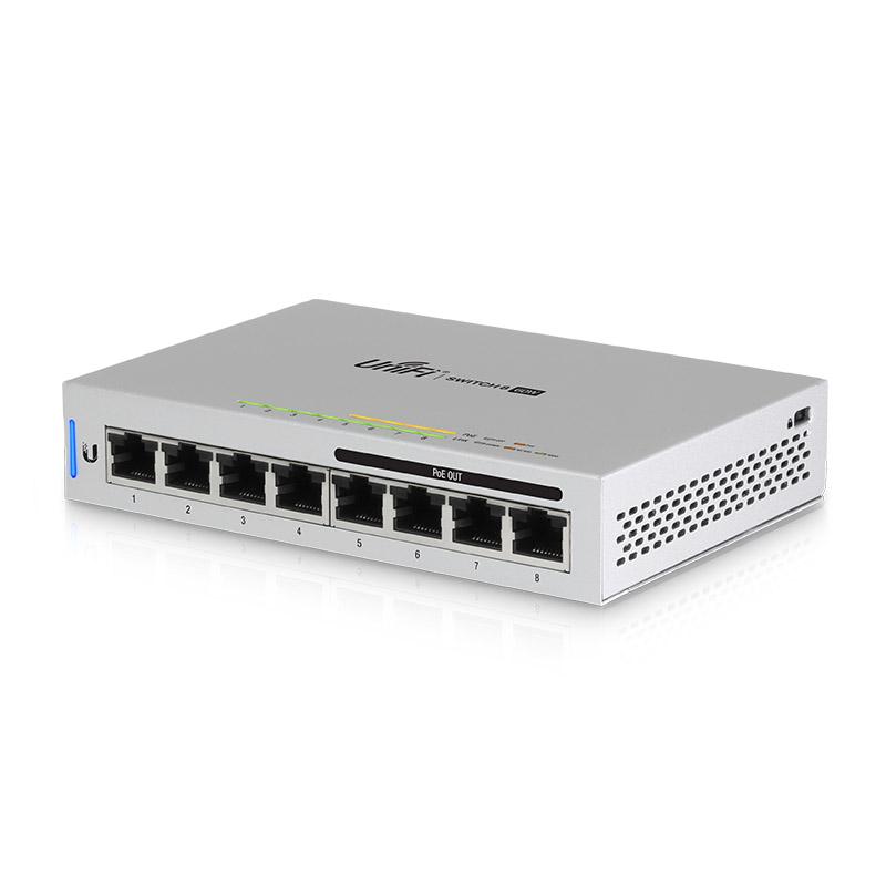Ubiquiti UniFi 8 Port 60W with 4 Ports POE OEM
