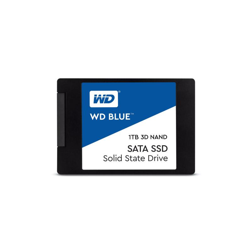 Western Digital 1TB Blue 3D NAND SATA 2.5in SSD