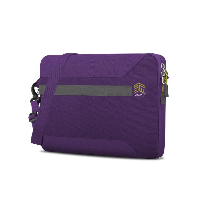 STM 15in Blazer Laptop Sleeve - Royal Purple