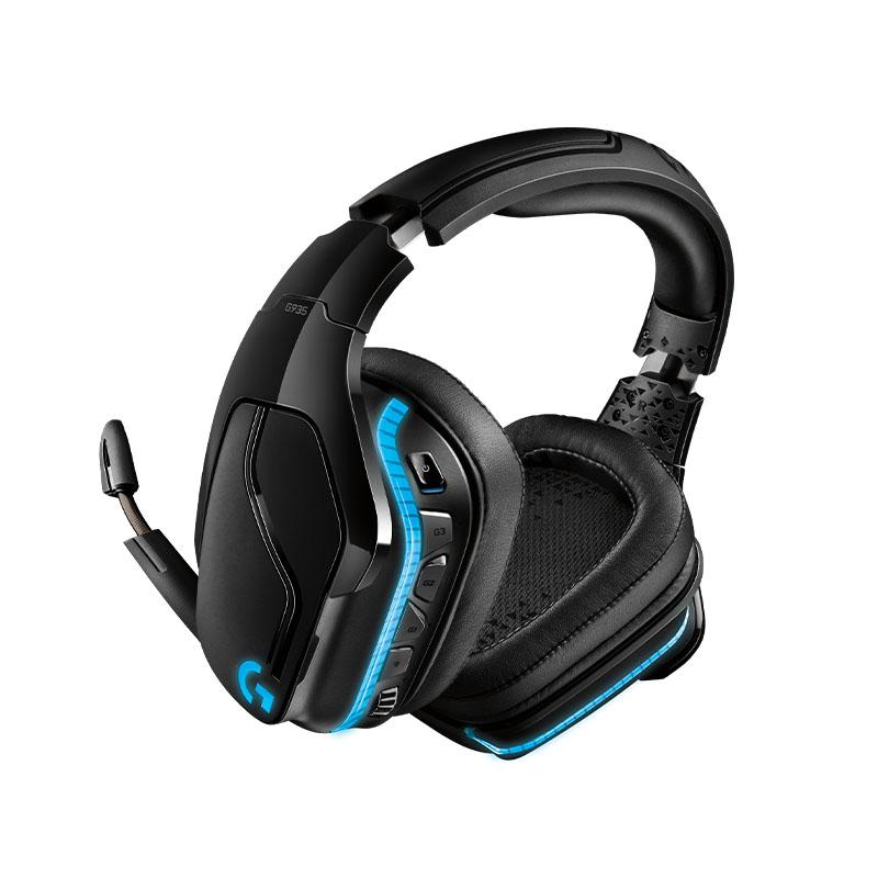 Logitech G935 7.1 Surround Sound Lightsync Wireless Gaming Headset