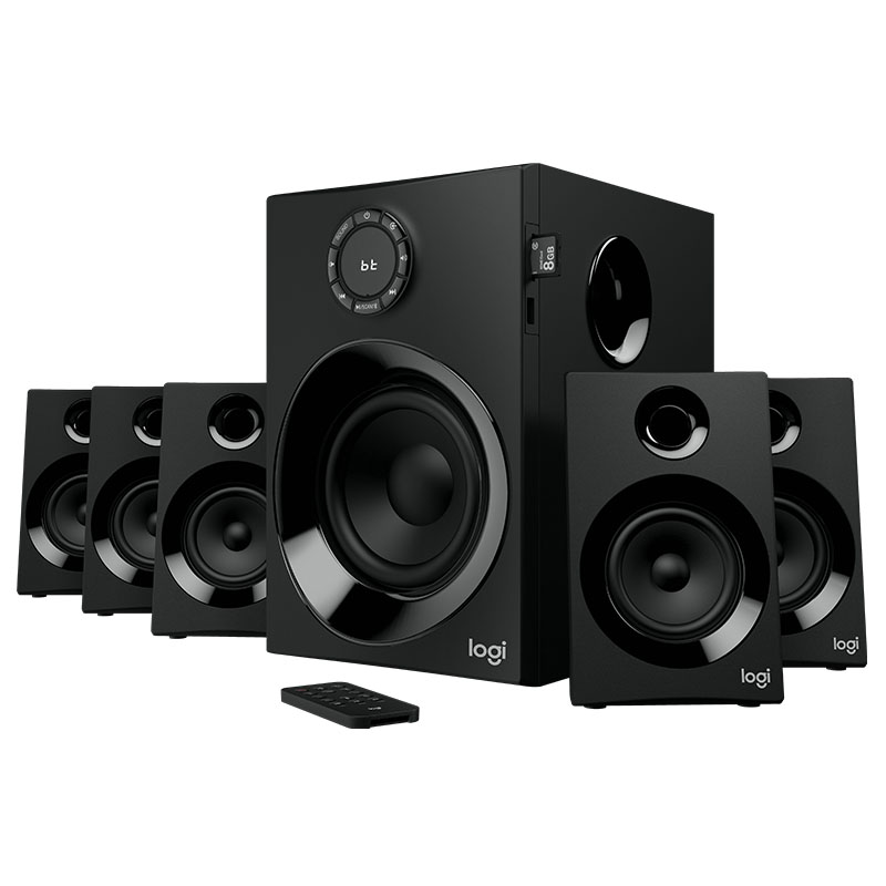 Logitech Z607 5.1 Surround Sound Bluetooth Speaker System