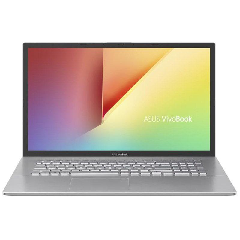 Asus Vivobook 17.3in FHD i5 8265U 256GB SSD + 1 TB HDD 8GB RAM W10H Laptop - Silver (X712FA-AU256T)