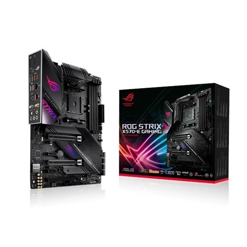 Asus ROG Strix X570-E Gaming AM4 ATX Motherboard