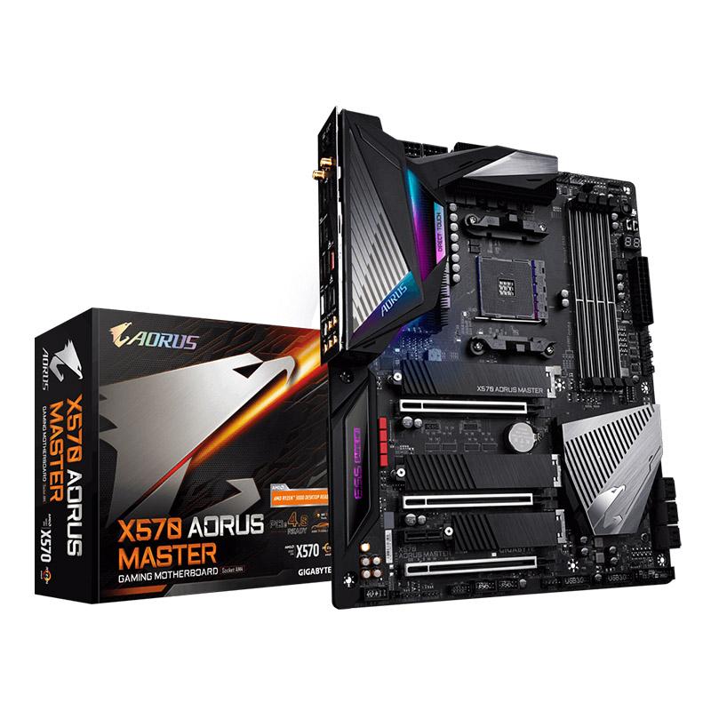 Gigabyte X570 Aorus Master AM4 ATX Motherboard