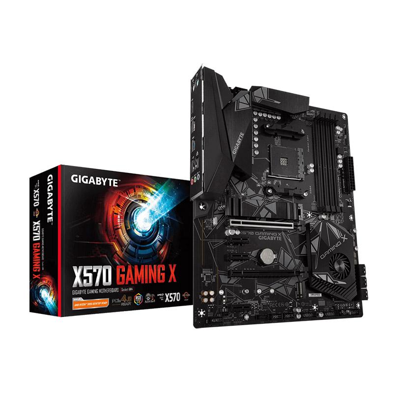 Gigabyte X570 Gaming X AM4 ATX Motherboard