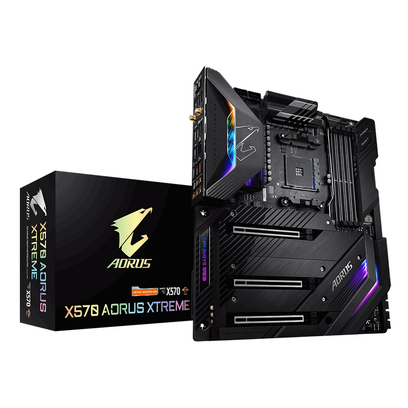 Gigabyte X570 Aorus Xtreme AM4 E-ATX Motherboard