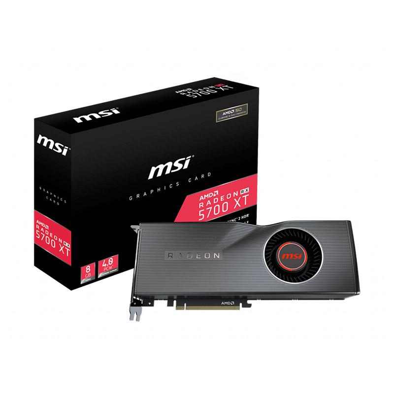 MSI Radeon RX 5700 XT 8G Graphics Card
