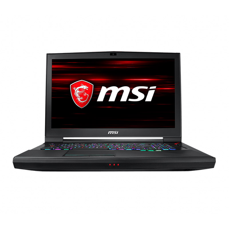 MSI GT75 17.3in FHD IPS 144Hz i9 8950HK RTX 2080 2 x 256GB RAID SSD + 1TB HDD Gaming Laptop (GT75 8SG-219AU)