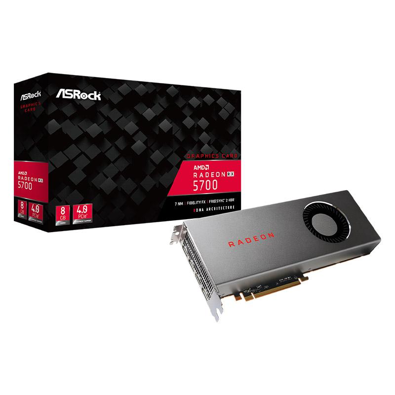 ASRock Radeon RX 5700 8G Graphics Card