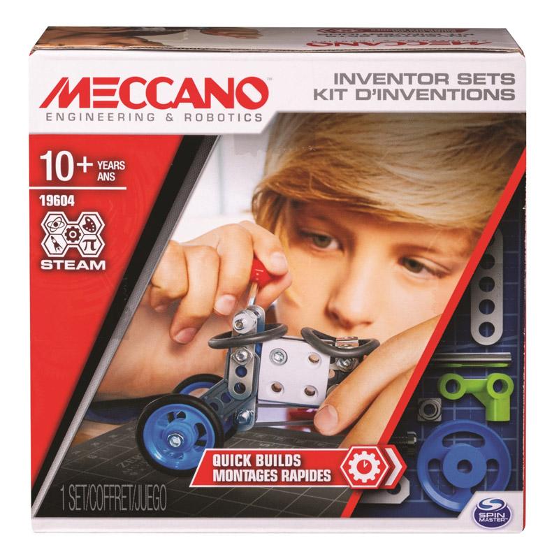 Meccano Set 1 - Quick Builds