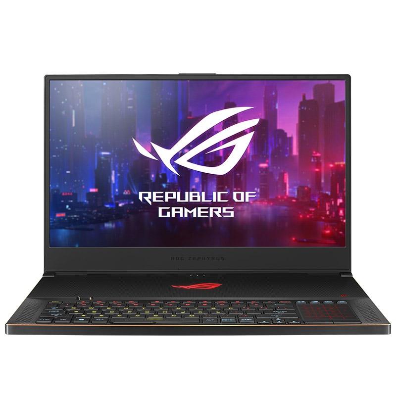 Asus ROG ZEPHYRUS S 17.3in FHD 144Hz i7-9750H RTX 2080Max-Q-GDDR6/8GB 1TB SSD 32GB RAM W10H Gaming Laptop