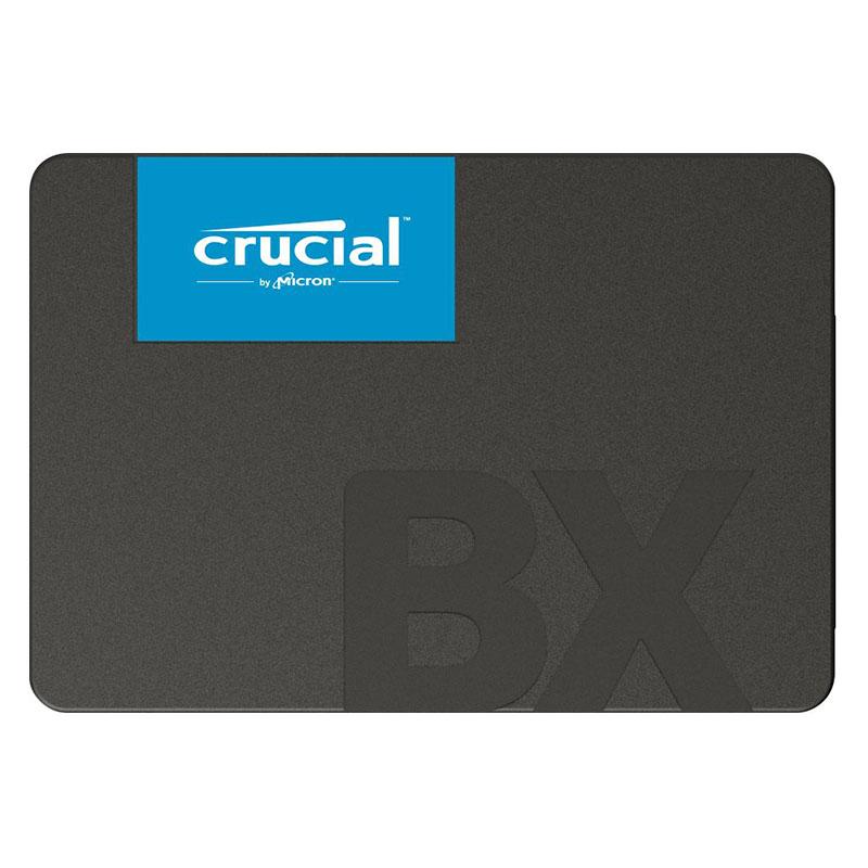Crucial BX500 960GB 3D NAND SATA 2.5-inch SSD