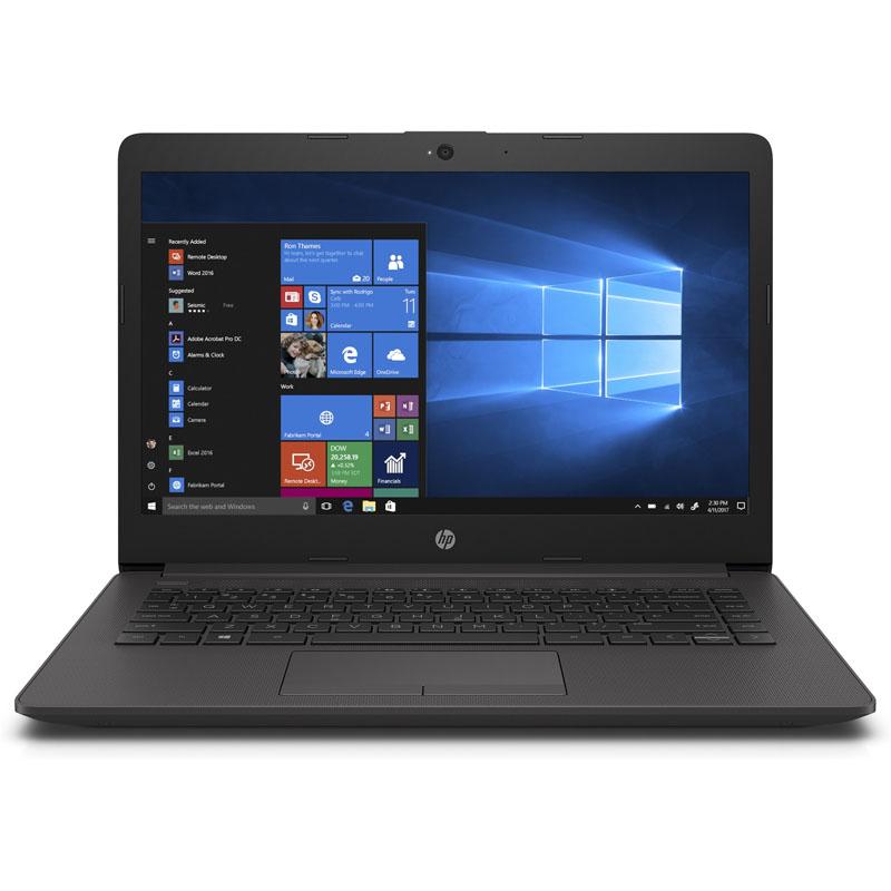 "HP 245(6VZ52PA) G7 14"" HD E2-9000e 1TB HDD 8GB RAM W10H CAM"