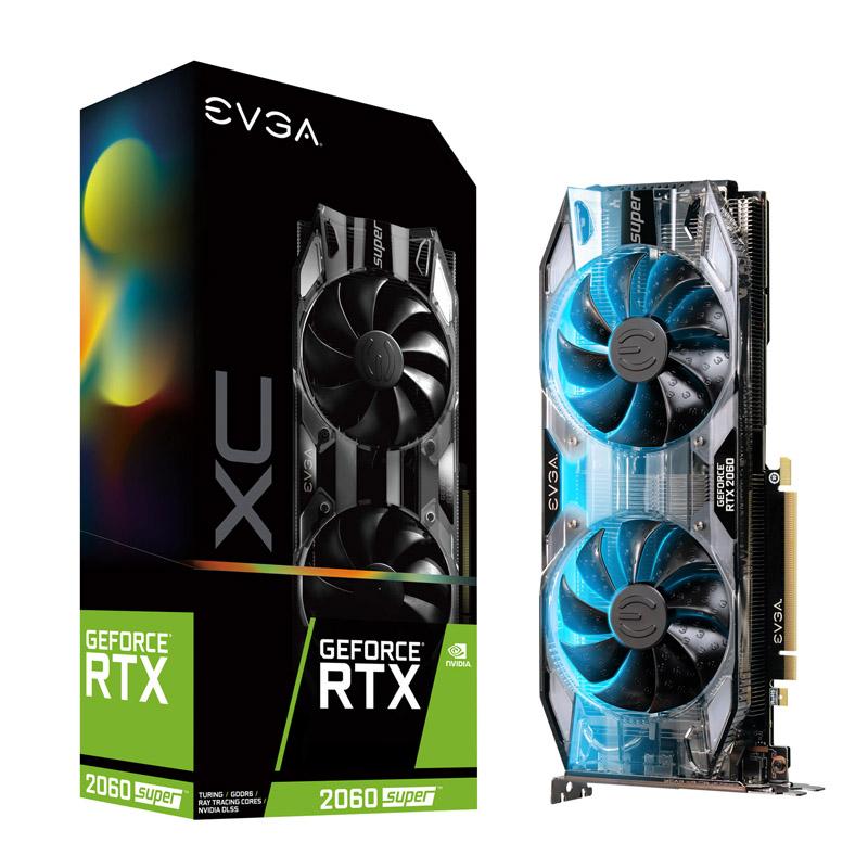 EVGA GeForce RTX 2060 Super XC Gaming 8G Graphics Card