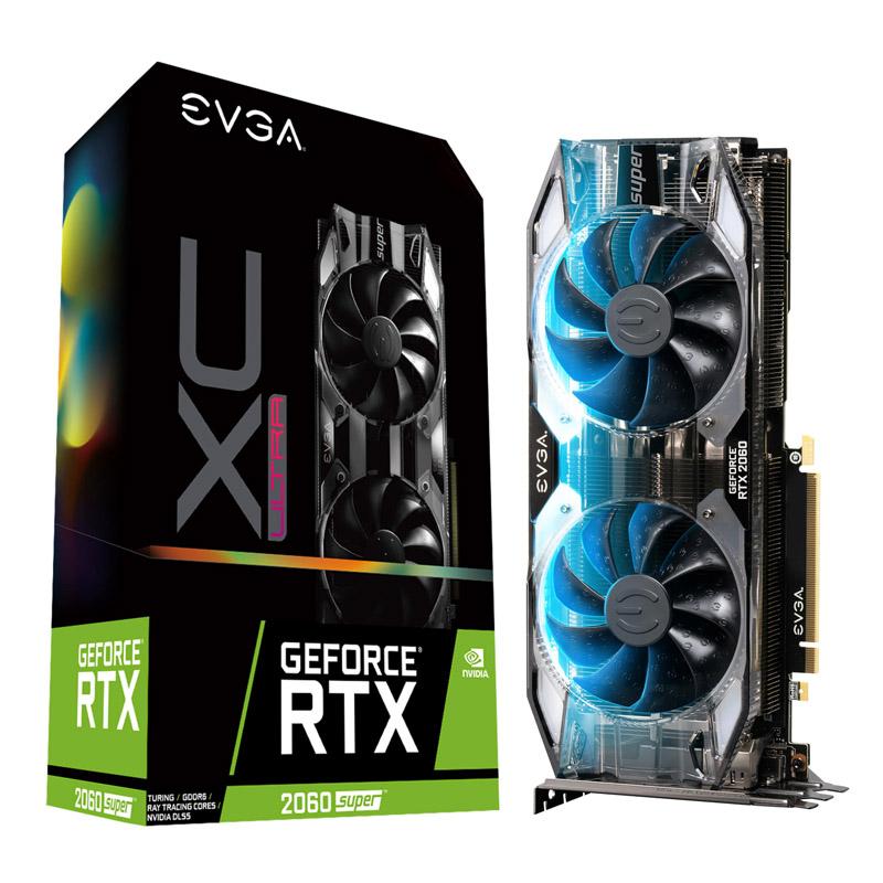 EVGA GeForce RTX 2060 Super XC Ultra 8G Graphics Card