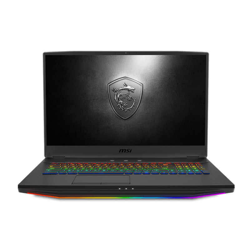 MSI GT76 Titan 17.3in FHD 240Hz i9 9900K RTX 2070 2 x 512GB RAID SSD + 1 TB HDD 32GB RAM W10P Gaming Laptop (GT76 9SF-09