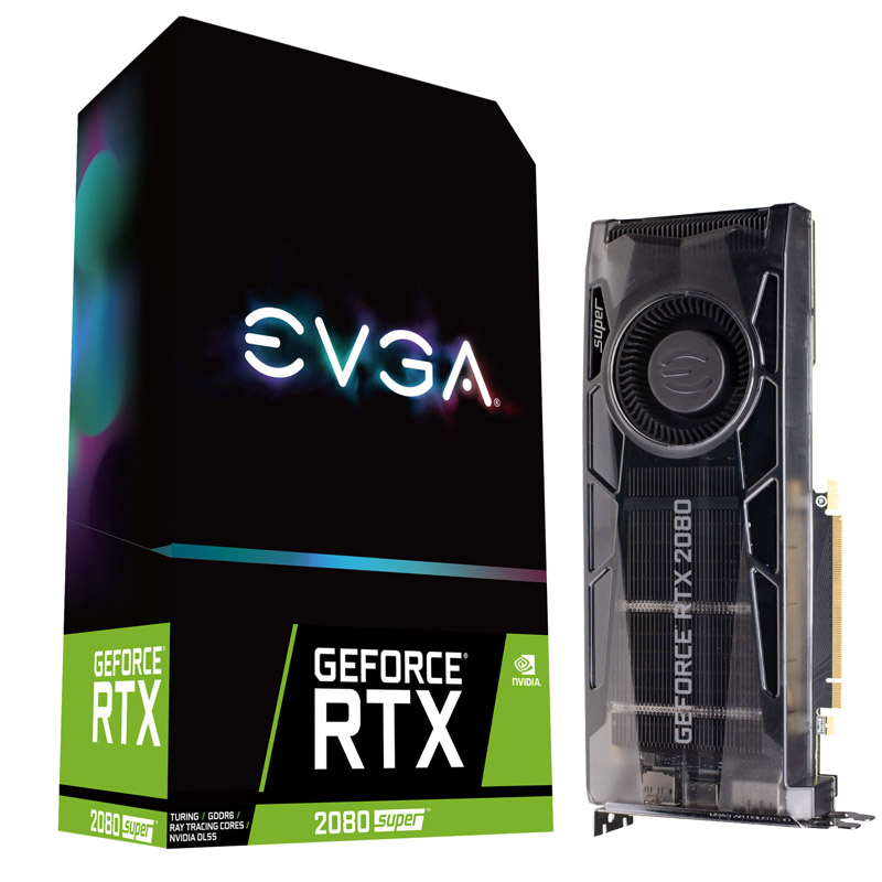 EVGA GeForce RTX 2080 Super Gaming 8G Graphics Card