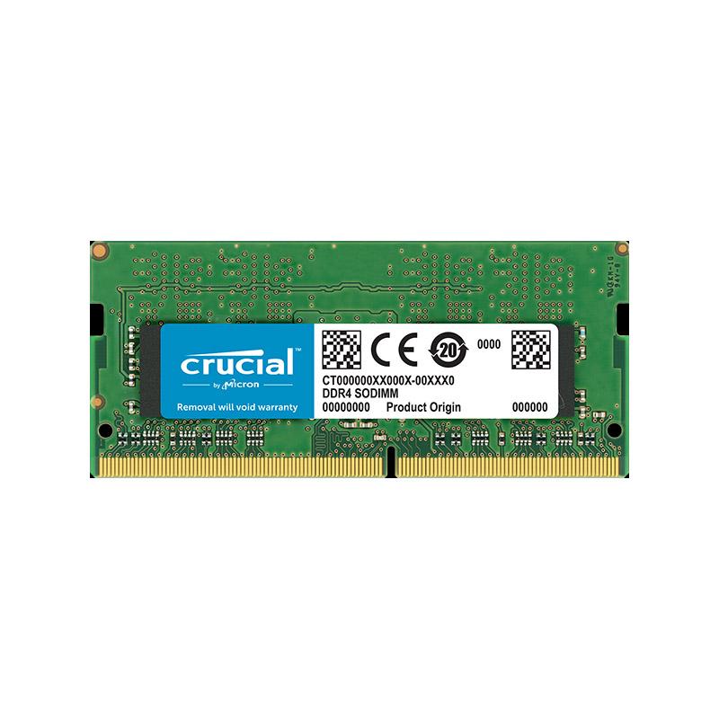 Crucial 8GB (1x8GB) CT8G4SFS832A 3200MHz DDR4 SODIMM RAM