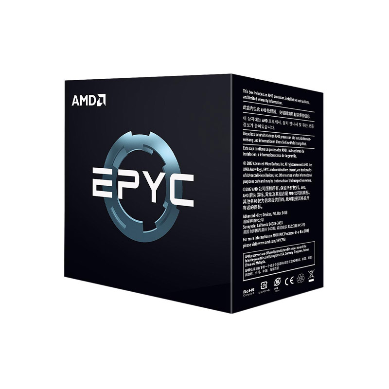 AMD EPYC 7451 24 Core 2.3GHz Server CPU