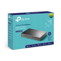 TP-LINK TL-SF1008P 8-port 10/100M PoE Switch