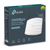 TP-Link EAP115 300Mbps POE Wireless N Ceiling Mount Access Point