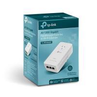 TP-Link TL-WPA8630P AV1300 3-port Gigabit AC Passthrough Powerline Adapter