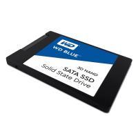 Western Digital 1TB Blue 3D NAND SSD 2.5 Form Factor, SATA Interface