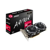 MSI Radeon RX 570 Armor 4G OC Graphics Card
