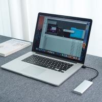 Orico M.2 SSD to USB3.0 Aluminium Enclosure - Silver (M2G-U3)