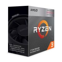 AMD Ryzen 3 3200G 4 Core AM4 3.6GHz APU with Radeon Vega 8 Graphics and Wraith Stealth Cooler