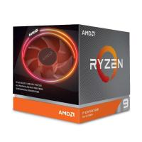 AMD Ryzen 9 3900X 12 Core AM4 3.8GHz CPU with Wraith Prism RGB Cooler