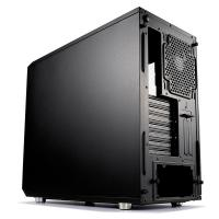 Fractal Design Meshify S2 Tempered Glass Light Tint Mid Tower E-ATX Case - Blackout